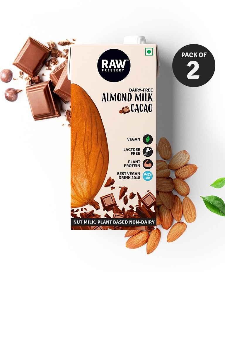 More Almonds = More Protein. Our Plant Based, Delicious , Creamy Nut Milk.