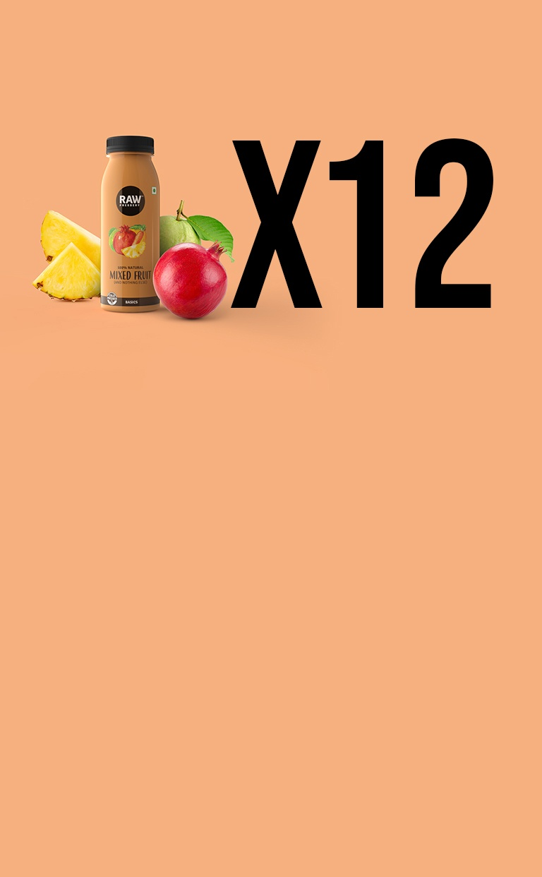 Check out this great offer for your daily supply of mixed fruit juice.