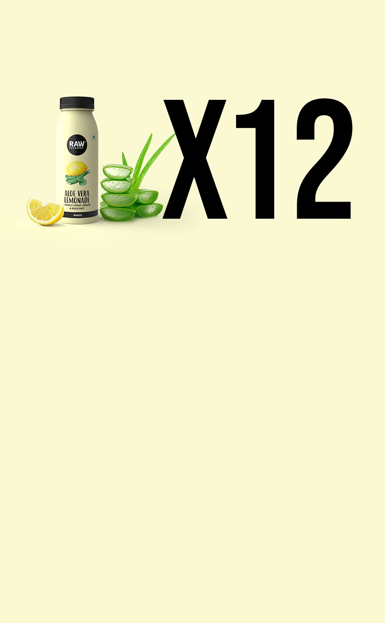 Check out this great offer for your daily supply of aloe lemonade.
