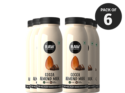 Almond Milk Cocoa (6 bottles)