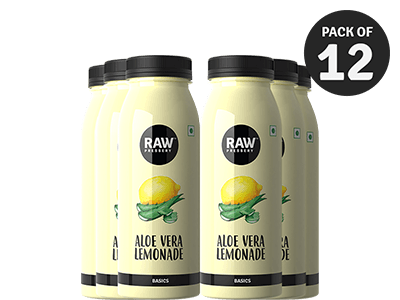 Aloe Lemonade - Pack Of 12