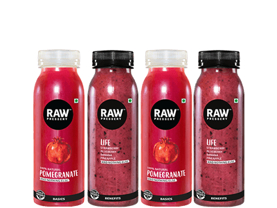 Anti-Oxidant Pack Of 8