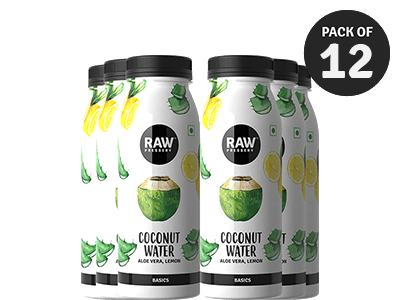 Coconut Water Aloe Lemon - Pack Of 12