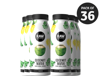 Coconut Water Aloe Lemon (Pack Of 36)