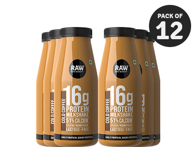 Cold Coffee - 180 ML - Pack of 12