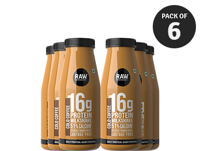 Cold Coffee - 180 ML - Pack of 6