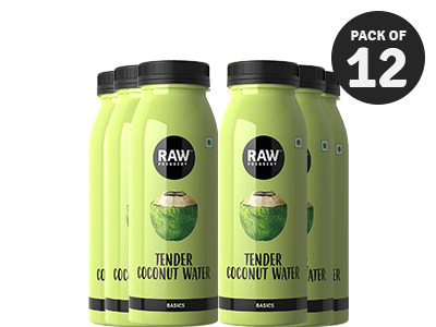 Tender Coconut Water - Pack Of 12