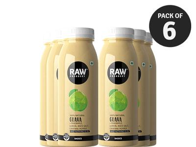 Guava - Pack Of 6