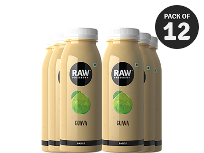 Guava 240 ML - Pack of 12
