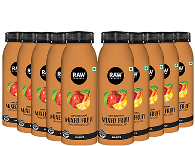 Mixed Fruit - Pack Of 12