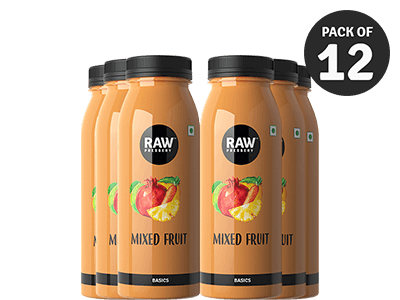 Mixed Fruit - 180ML- Pack Of 12