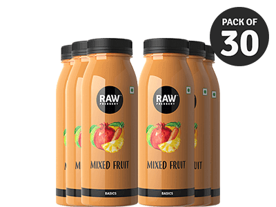 Mixed Fruit - 180ML- Pack Of 30