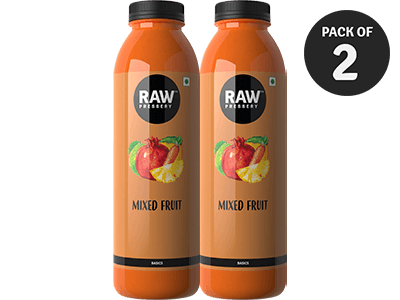 Mixed Fruit - 1Ltr - Pack of 2