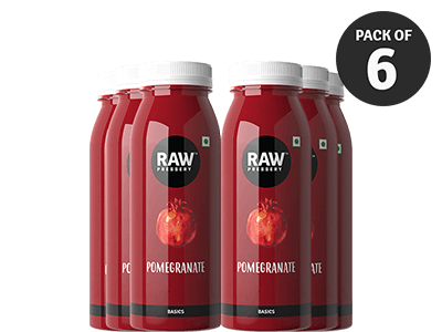 Pomegranate - 240 ML - Pack of 6