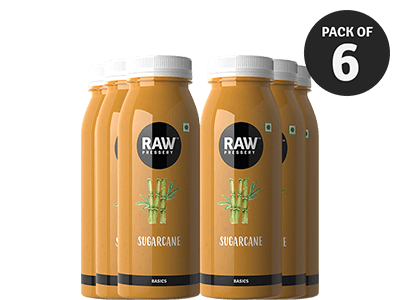 SUGARCANE PACK OF 6