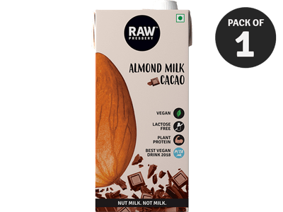 Almond Milk Cacao