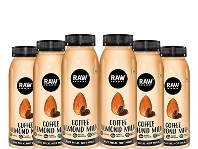 Almond Milk Coffee (200 ML x 6)