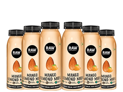 Almond Milk Mango (200 ML x 6)