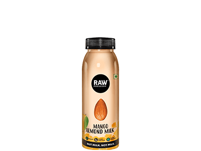 Almond Milk Mango
