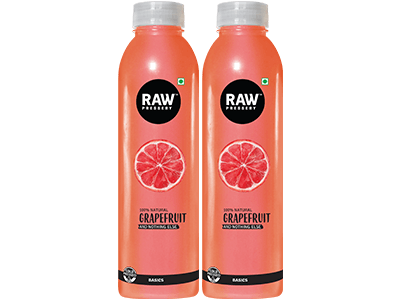 GrapeFruit (1L x 2)