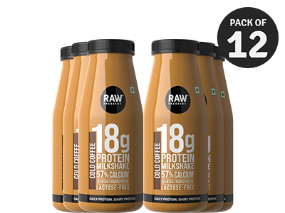 Protein Milkshake - Cold Coffee - Pack Of 12