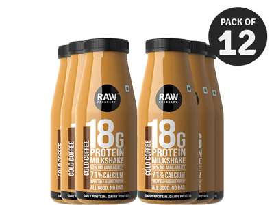 Protein Milkshake - Coffee Shake (200 ML x 6)